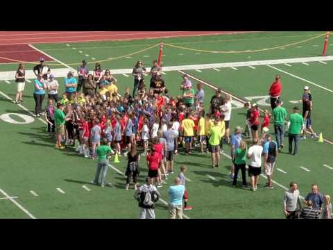 Country Kids Relays Mayor's Mile and 5th Grade