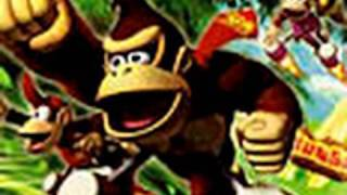CGR Undertow - DONKEY KONG BARREL BLAST for Nintendo Wii Video Game Review