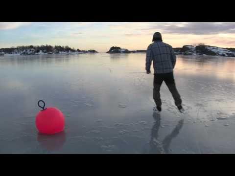 On thin sea ice 2