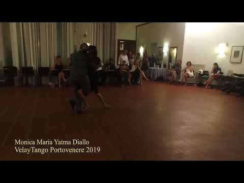Monica Maria Yatma Diallo - Por Qué Razón - Portovenere 2019