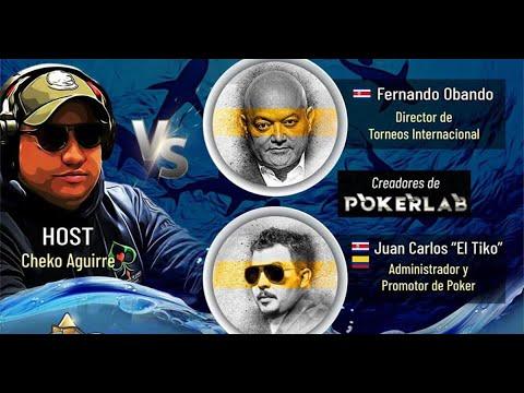 """Download Entrevista a Fernando Obando y Juan """"El Tico"""" Rivera 🇨🇷🃏🎙️⏯️"""
