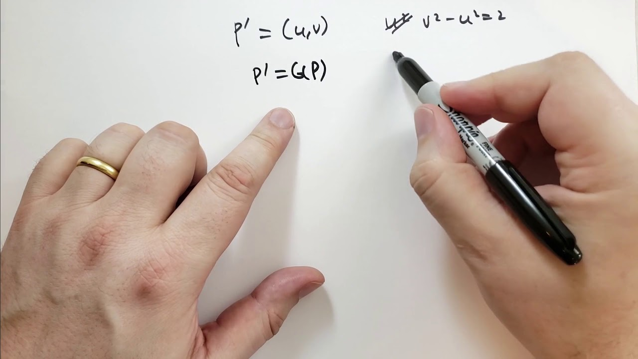 Rotation of Hyperbolas (Basic Mathematics)