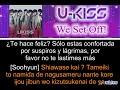 U-KISS -  We set off! [Letra Sub Español + Rom]