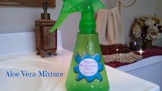 Moisturizing Aloe Vera Juice Mixture Thumbnail