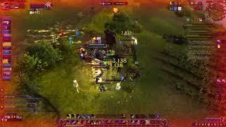 World of Warcraft Brawl (curb stomp)