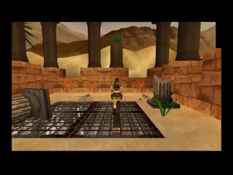 Tomb Raider Egypt and Beyond Walkthrough #1 - The Quest for the Sacred Birds (1/3)