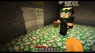 Dragnoz and Jigarbov Encounter a Bloody Orphan (s01e10 This Happened... in Minecraft)