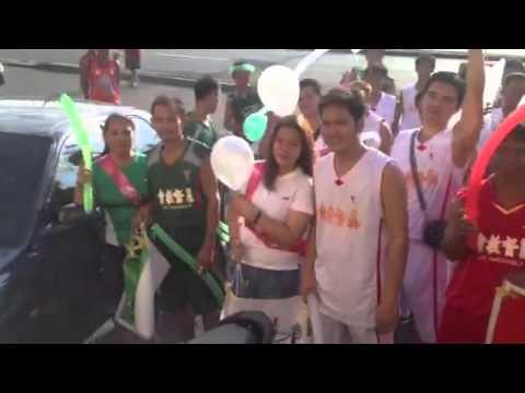 Lokal ng San nicolas sportsfest