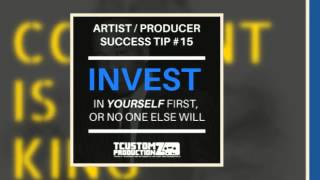 (11-20) Music Artist & Producer Success Tips | DIY Indie Biz Tips | TCustomz Productionz