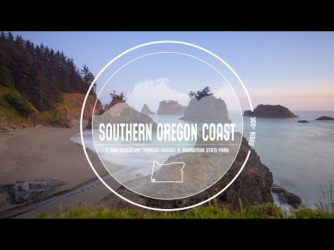 Explore the Southern Oregon Coast in 360° Video