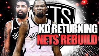 Hes Really Coming Back Early...Brooklyn Nets Rebuild | NBA 2K20