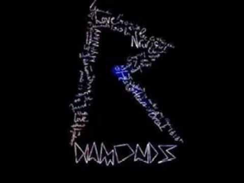 Rihanna feat. Kanye West - Diamonds (Remix) Cover