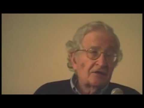 Anarchism, Anarcho-Syndicalism, Worker Union - Noam Chomsky