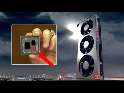 AMD Drops 7nm BOMBS - Radeon VII & Ryzen 3rd Gen CES Keynote Recap!