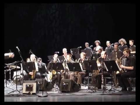 Big Band of the Liszt Ferenc Music Academy, Budapest - I Got Rhythm