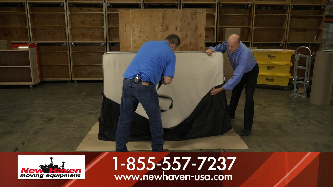 How To Carry Mattresses Easily During A Move Using Mattress Carrier
