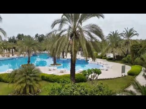 Queen's Park Tekirova Resort & SPA 5*  HD видеообзор отеля 2017