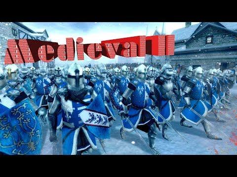 Все ждут продолжение этой игры! - Medieval II: Total War