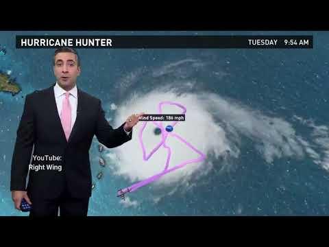 HURRICANE IRMA    23 FOOT WAVES CATASTROPHIC WARNING