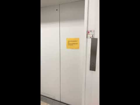 Otis Elevator #2 At Glendale Macy's Indianapolis Last Video Before Store Closes