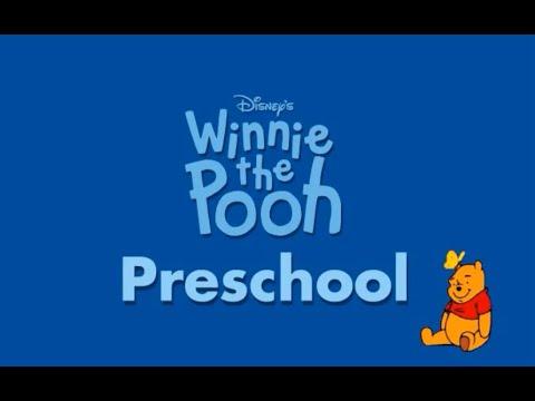 Disney's Winnie the Pooh Preschool PC Gameplay