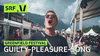 Greenfield: Jeder hat ein Guilty-Pleasure-Song   Festivalsommer 2018   SRF Virus