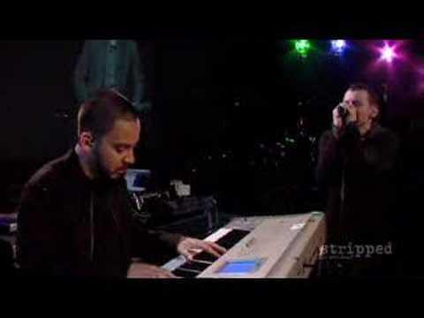 Pushing Me Away(piano) by Linkin Park [studio version]