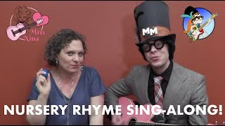 Children's Song: Nursery Rhyme Mashup by Marky Monday - Kids Sing Along
