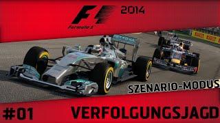 F1 2014/Szenario-Modus #001 Sehr leicht[German HD+ PC] 100%