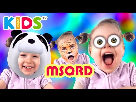 «MSQRD» — анимированные маски для селфи-видео: селфи нон