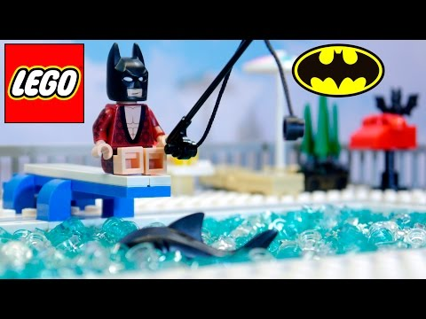 LEGO BATMAN SHARK ATTACK MOVIE