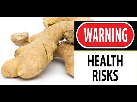 Ginger Side Effects   When and Why?