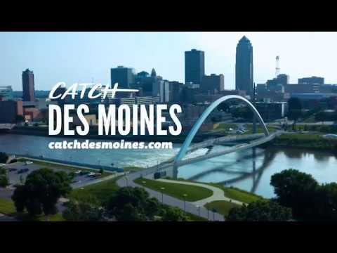 Catch Summer in Greater Des Moines