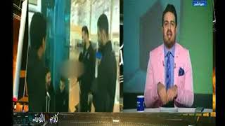 أحمد سعيد يهاجم