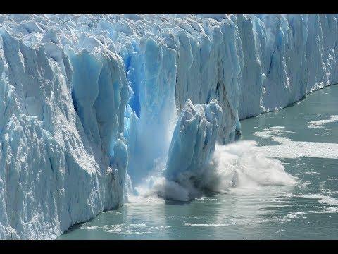 The Massive Icebergs Glacier: Documentary
