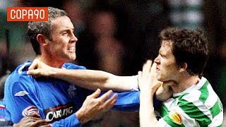 The Most Controversial Old Firm Moments