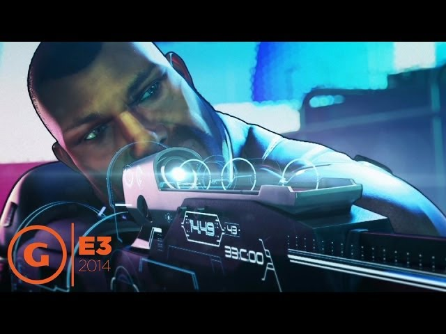 Crackdown 3 (видео)
