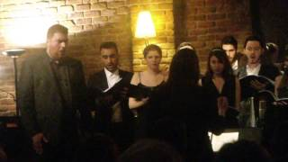 Vocal Inventions Ensemble - Libera me (Requiem By Gabriel Faure) (14-4-2014)