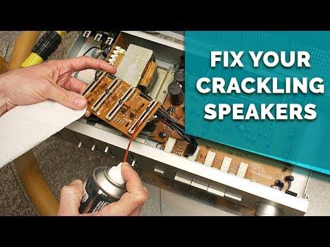 Download Onkyo Tx Sr806 Digital Noise Av Receiver Amp Repair Fix MP3