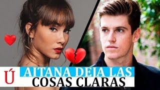Aitana se rebela contra Miguel Bernardeau y su secretismo y ¿confirma su relación?