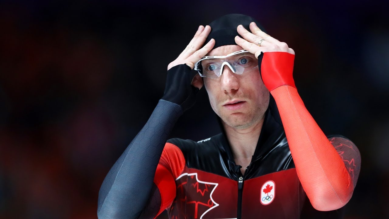 Ted Jan Bloemen Wins Gold In 10 000 Metre Speed Skating