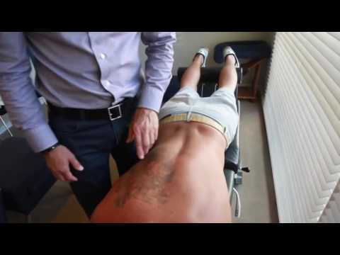 Gonstead - Dr. Ian - Breathing restriction and acute thoracic pain - Fixed by Gonstead Chiropractic