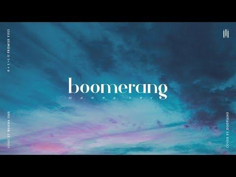 워너원 (Wanna One) - Boomerang (몽환/Dreamy Ver.) Piano Cover