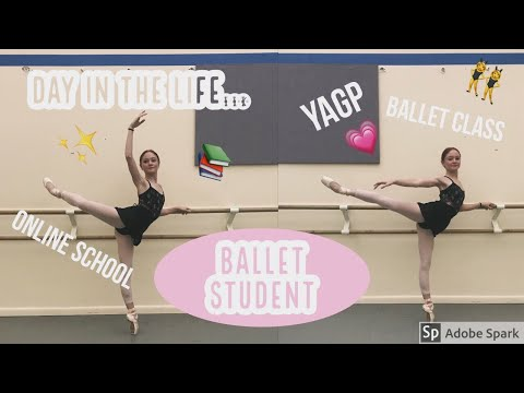 DAY IN THE LIFE OF A FULLTIME BALLET STUDENT