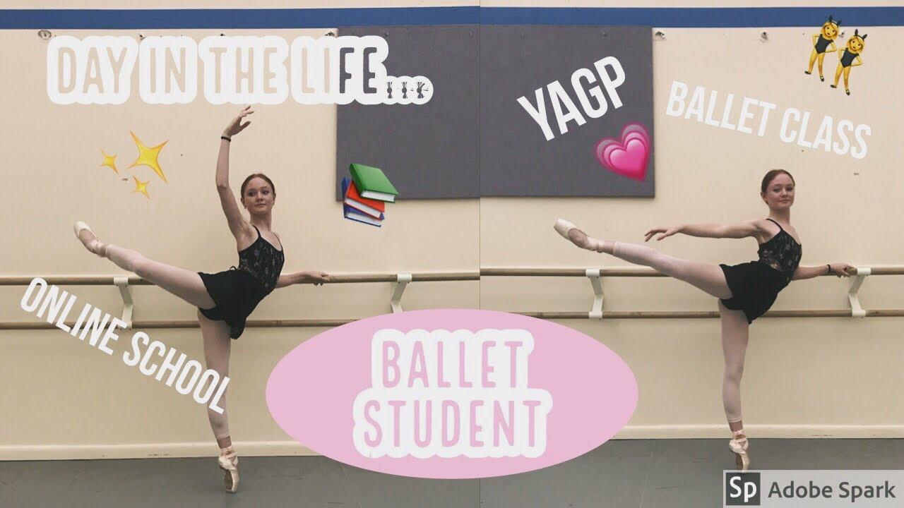 Day In The Life Of A Full Time Ballet Student Youtube