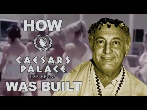 3 Branding Lessons from the Guy Who Built Caesars Palace