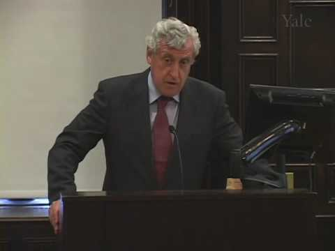 """Amb Pierre Vimont,  """"France, Europe, and the US: What Prospects for Trans-Atlantic Relations?"""""""