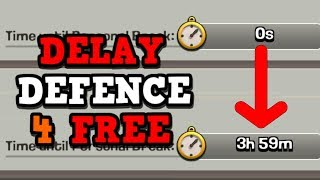 Delay Your Defence! A Trick Many Pros Don't Even Know About! - Pushing Strategy - Clash of Clans