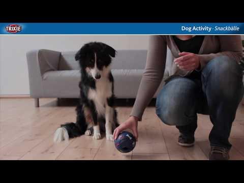 TRIXIE Heimtierbedarf - Snackbälle, Snackspielzeug für Hunde