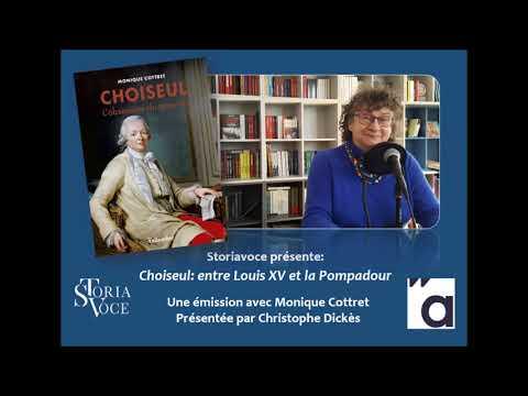 Choiseul: entre Louis XV et la Pompadour.